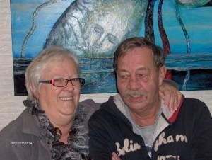 Jeanny en Ton Copal
